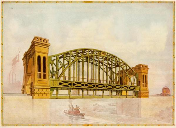 Lionel.1928.No.300.bridge