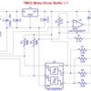 TMCC Motor Driver Buffer 1.1 Schematic