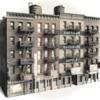 Tibor Balints N Scale tenements-11-2020