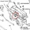 8305 motor assembly