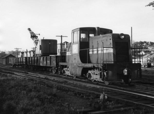 A&EC 44 ton 7 New Bern NC 4-1957a