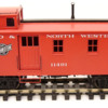 Division Point C&NW Side Door Caboose 2 - DP-104