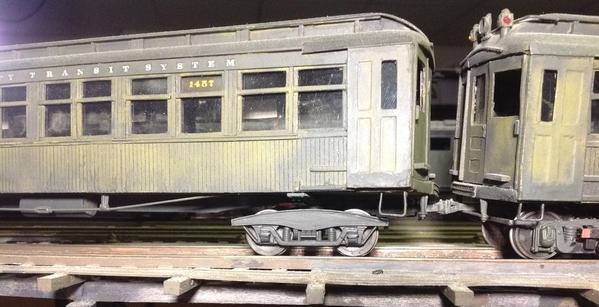 Nate Gerstein's Ed Davis built IRT MUDC Cars