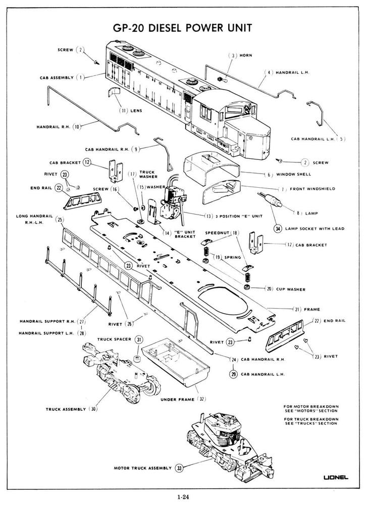 please help! looking for lionel parts | o gauge ... lionel train engine wiring diagrams