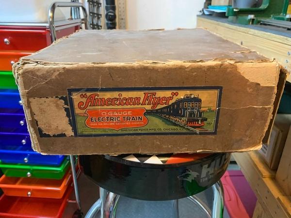 AF Merchant Box