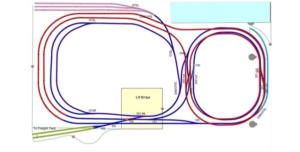 John's Track Plan