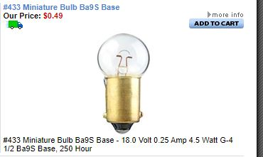 433 bulb