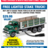 Free CNW Stake Truck