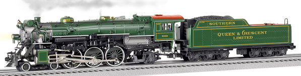 Lionel LEGACY Southern PS-4 [Queen & Crescent Limited)