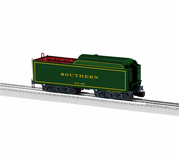 Lionel LEGACY Southern Auxiliary Water Tender Green
