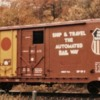 40 & 50' COMBO DOOR BOX CARS  (2)