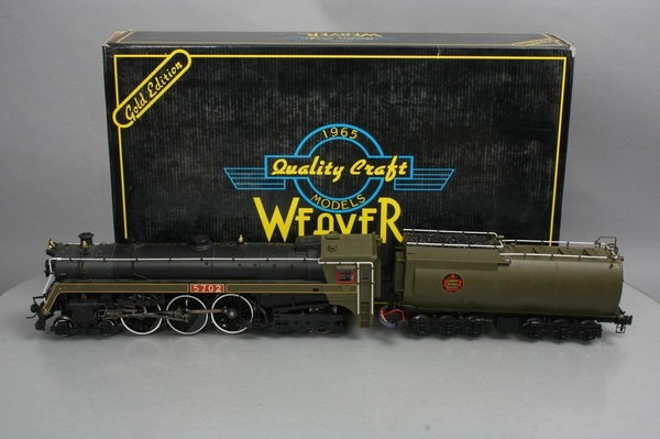 Weaver G1734-LP #2 CN # 5702 w Sound C9 [not weathered) Actual Photo