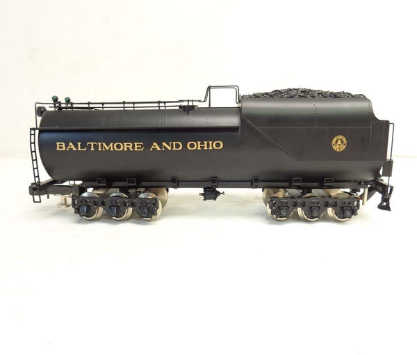 Right-Of-Way B&O # 7450 KK2 2-6-6-2 Articlulated Brass Engine & Vandy Tender - Sample PhotoI