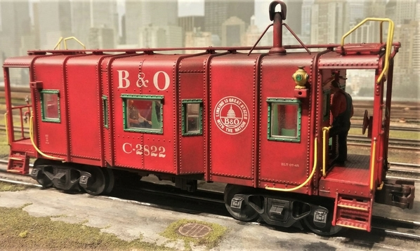 B&O I-12 red SP Collection 21 [4)
