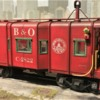 B&O I-12 red SP Collection 21  (4)