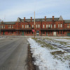 Porter Street Station, Saginaw, MI.: Just a small portion of the station.  It's really big