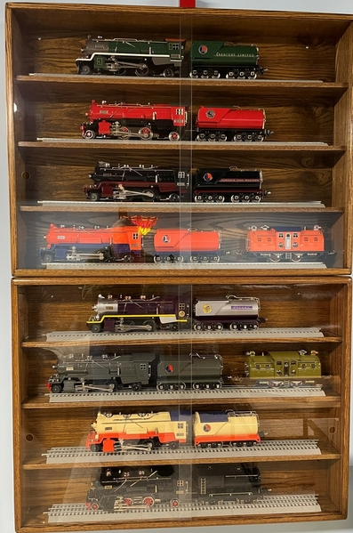 Tinplate 263s and 260s