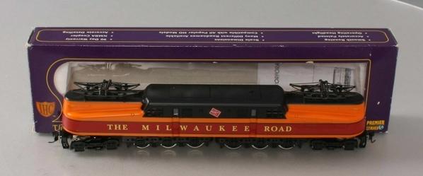 IHC M9670 Milwaukee Road GG-1 Electric Locomotive, C7 - Actual Photo1