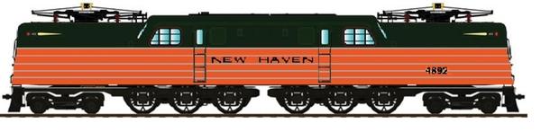 Fantasy NH GG1 - Orange Stripe w Green Top