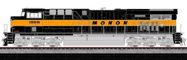 Monon ES44AC V1X