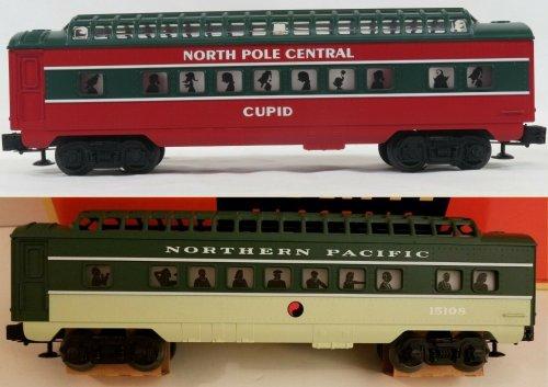 North Pole Express Conversion to North Pole Central Small