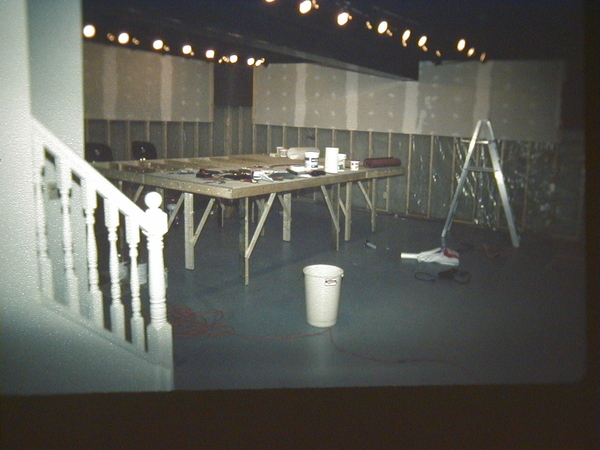2146-1995-12 Slide Framing,lights,wallboard