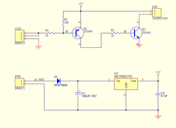 ERR Smoke Fan Poffer Schematic