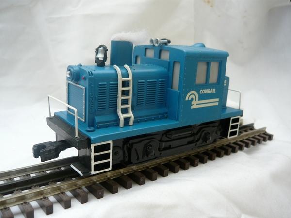 Industrial Switcher Conrail repaint