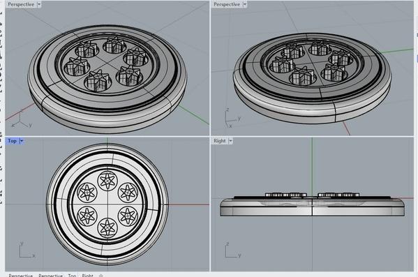 niagra wheel cover