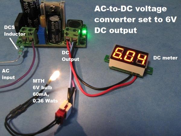 6V DC constant voltage