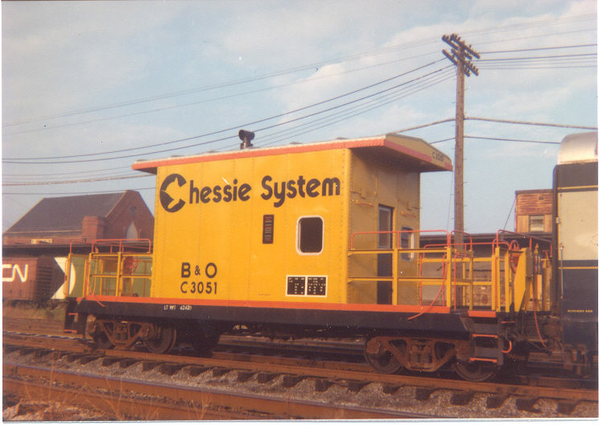 Chessie Transfer boc3051 2
