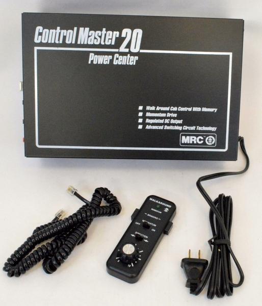 mrc control master 20
