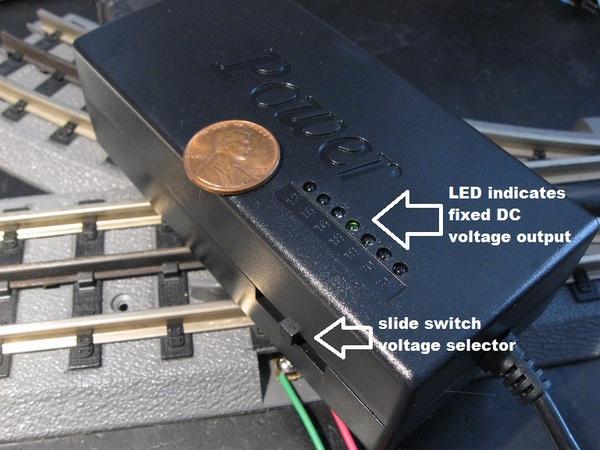 universal laptop DC output brick