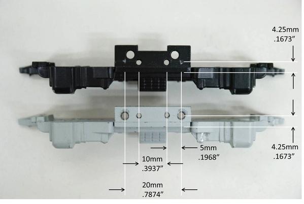 Truck Side Frame Mod edit