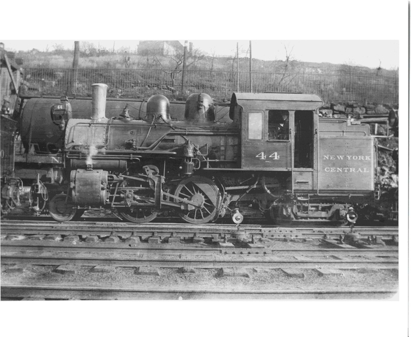 New York Central RR 087
