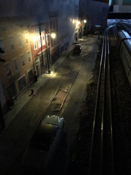 dominic street night