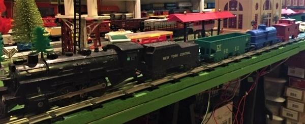 Marx 400 train