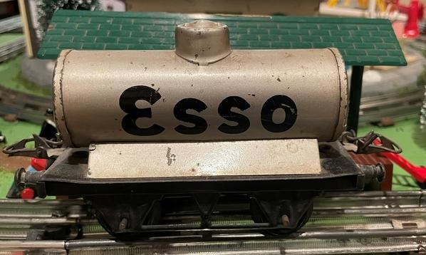 Hornby Esso Tanker 49-53