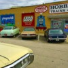 IMG-2441 (2): This tour group was travelling west on Route 66!