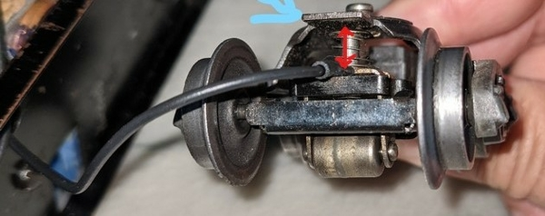 grounding collector rivet 3
