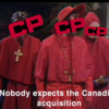 CP Nobody expects..