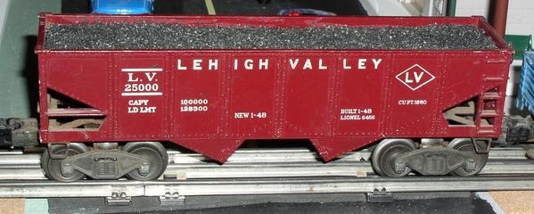 Westfield Trains Lehigh Valley gondola 6456