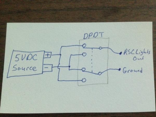 DC Polarity Switch