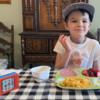 2 Noah Train Lunch