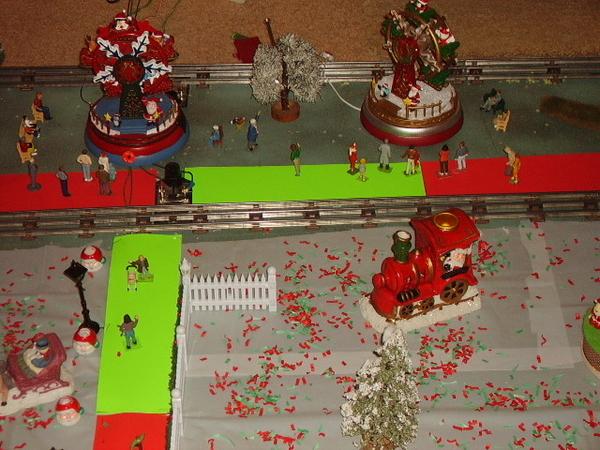 z - Ferris Wheel center and back