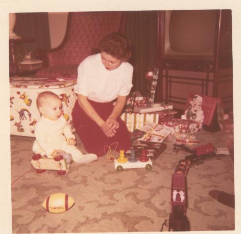 01 Christmas day 1956