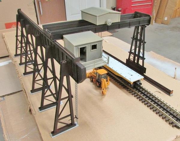 Sliding Gantry Crane [3)