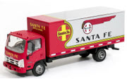 Menards 279-2669 Santa Fe Box Truck