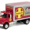 Menards 279-4454 Santa Fe Box Truck