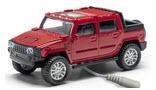Menards 279-4474 Hummer SUV red [lighted)